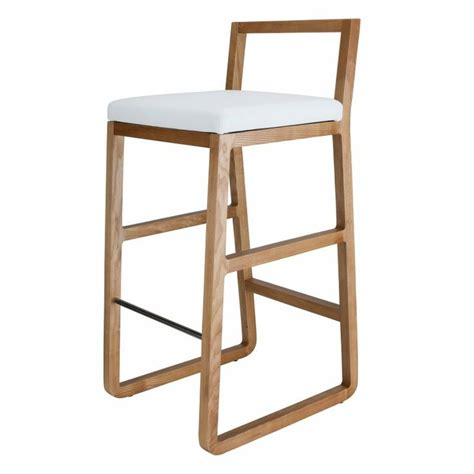 bar stools wood and leather 1000 images about stools and chairs on pinterest low