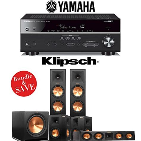 klipsch reference premiere rp   ch home theater