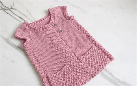 ravelry free baby knitting patterns ravelry yayayarn s gilet free knitting pattern