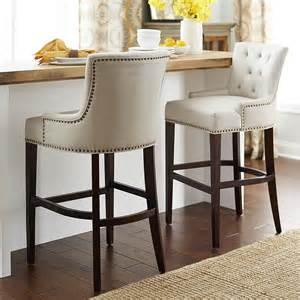 Kitchen Island Chairs With Backs ava flax counter amp bar stool stools