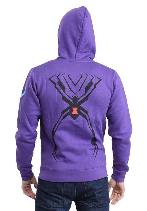 Hoodie Zipper Sweater Overwatch 2 overwatch ultimate widow maker hoodie
