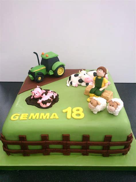 novelty birthday cakes farmers novelty birthday cake 171 susie s cakes