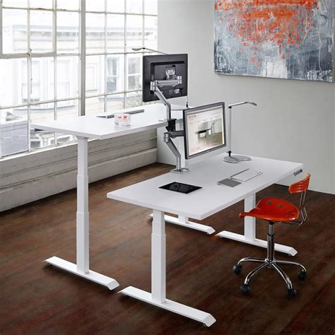 best electric standing desk kitchen and home trend
