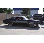 Ironworks Chevelle On Grip Equipped Laguna Wheels By