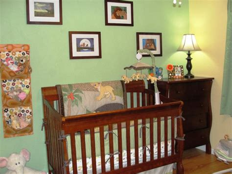 Lion King Nursery Baby ? Modern Home Interiors : Lion King Nursery Simple Design