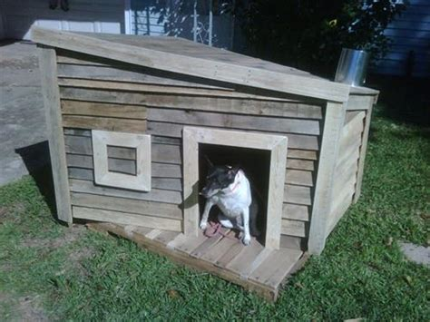 dog house made from pallets diy dog house made from pallets pallets designs