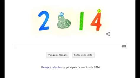 doodle animado do doodle animado do feliz ano novo