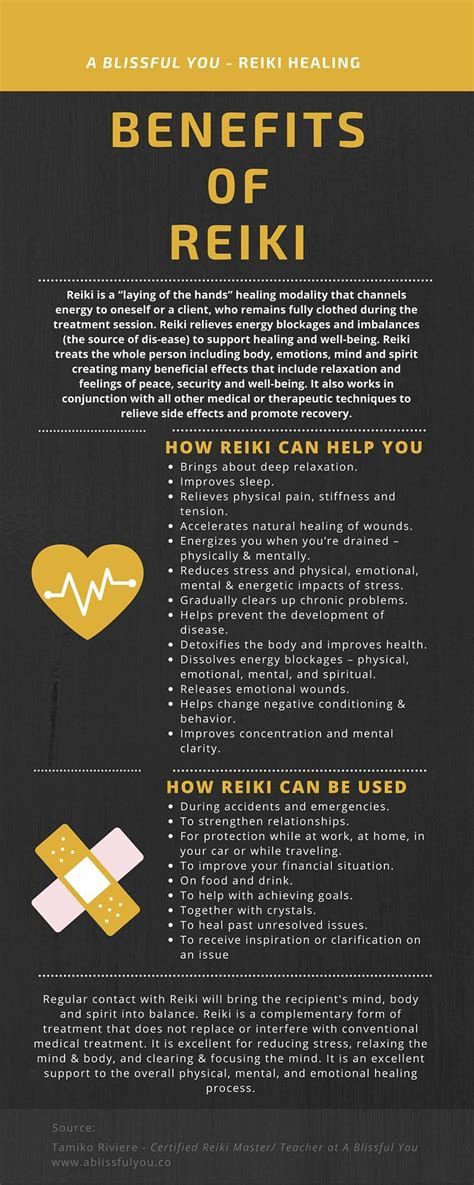 8 Benefits Of Reiki by Benefits Of Reiki Infographic Ascent Reiki
