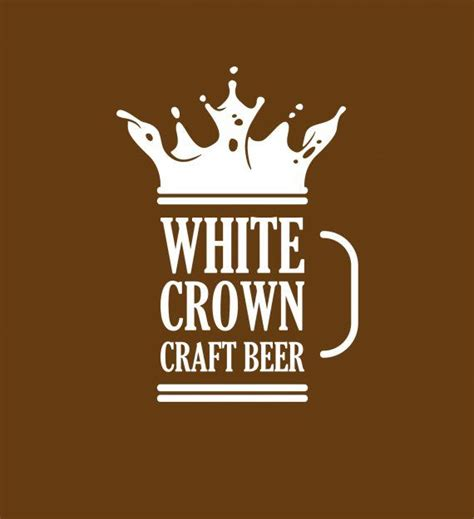 Crown Craft Logo | 17 best images about beer packaging identities on