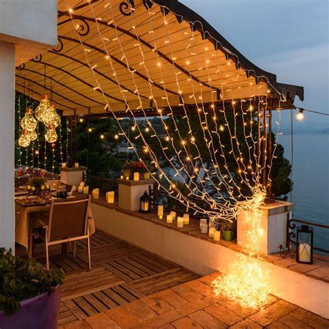 tenda per terrazzo decorazioni terrazzo i must per l estate luminal park