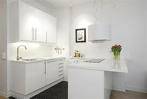 The Inspiring Photos Of Small Kitchen Design Modern Kitchens Design A Small Kitchen