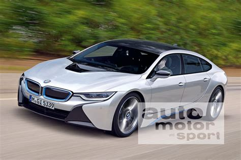 Is BMW now working on an i6 sedan?