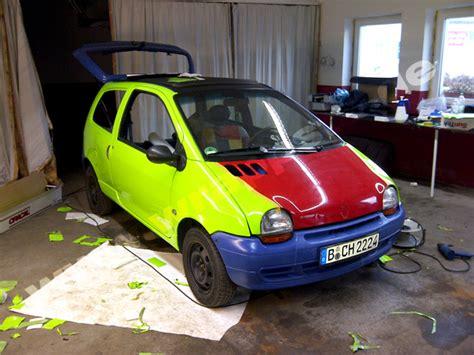 Auto Lackieren Kosten Twingo by Autofolierung In Berlin Fahrzeugfolierung Nach Wunsch