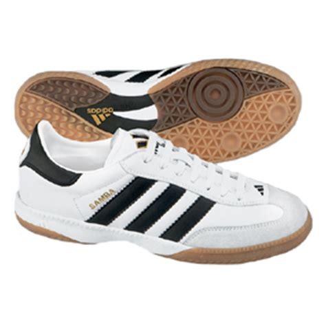 adidas samba indoor soccer shoes adidas samba millenium indoor soccer shoes white black