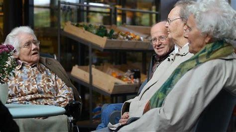 sectioning dementia patients dementia patients in dutch village given alternative