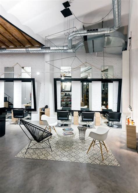 Salon Industriel Design by Best 25 Industrial Salon Design Ideas On