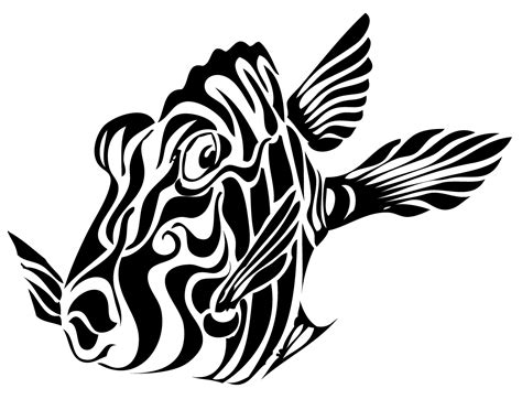 tribal fish tattoos fish tattoos designs ideas and meaning tattoos for you