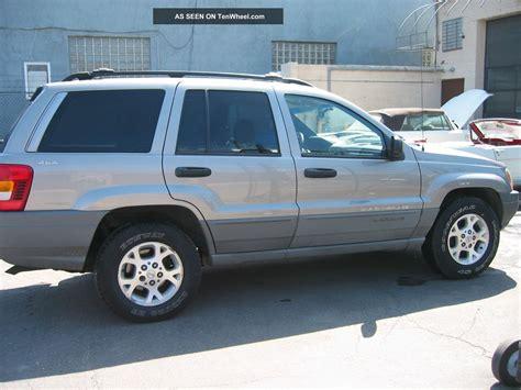 2000 Grand Jeep 2000 Jeep Grand Laredo Sport Utility 4 Door 4 0l