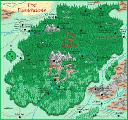 high forest map rise of the fallen god obsidian portal
