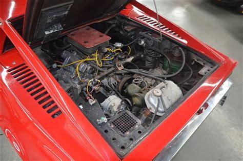 maserati merak engine 31k runner 1974 maserati merak project bring a trailer