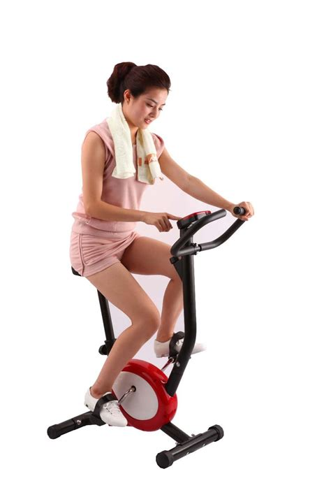Alat Olahraga Sepeda Jaco exercise bike belt sepeda fitnes magnetik alat olahraga