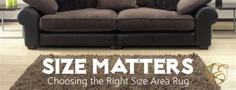 how to choose the right area rug size matters choosing the right size area rug eastman s