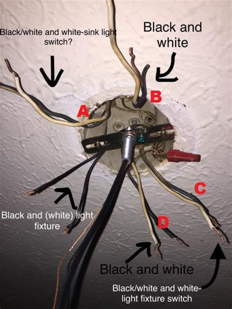 help replacing ceiling fan with light fixture