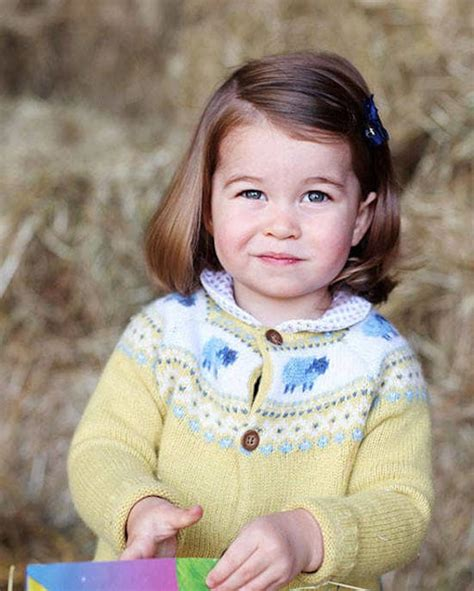 princess charlotte princess charlotte pictures so cute the hollywood gossip