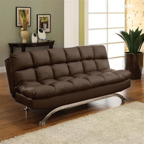 Futons At Sears by Venetian Worldwide Cm2906dk Aristo Futon Sofa Sears
