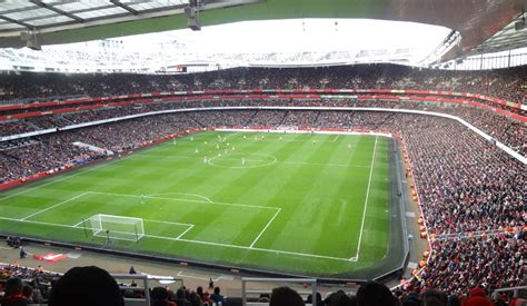 arsenal emirates stadium emirates stadium arsenal london the stadium guide