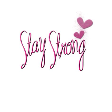 pin stay strong quotes on