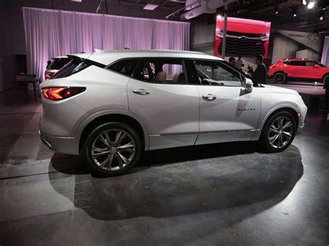 Chevrolet Blazer 2020 Price by 2020 Chevy Blazer Interior Price Specs 2019 2020 New