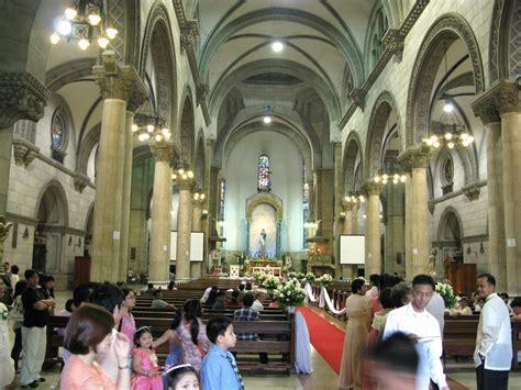 Manila Cathedral   Church in Manila   Thousand Wonders