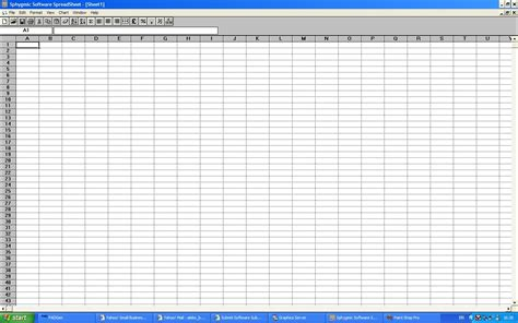 Spreadsheet Free Software by Different Types Of Spreadsheet Software Laobingkaisuo