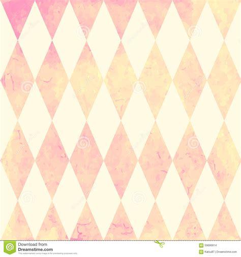 watercolor geometric pattern watercolor rhombus seamless pattern geometric vector