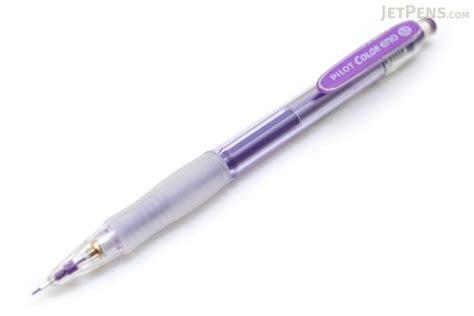 Pilot Pencil Leads pilot color eno mechanical pencil 0 7 mm violet