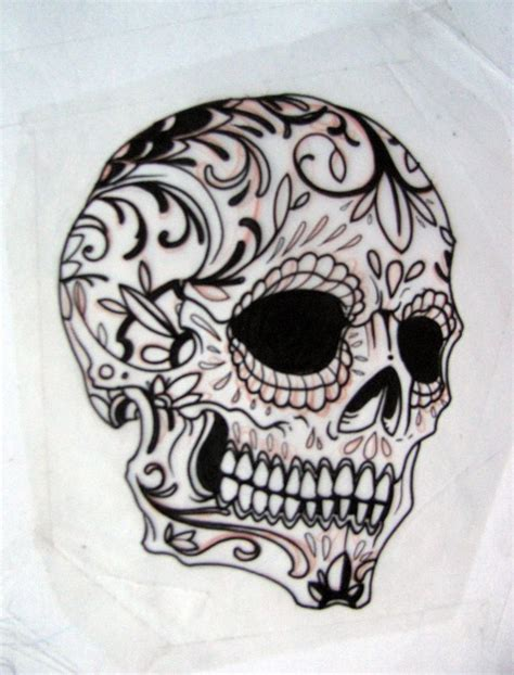 harley davidson skull tattoos 33 crazily gorgeous sugar skull tattoos best harley