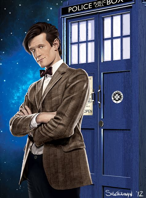 bbc doctor who the eleventh doctor character guide the 11th doctor by artcanist on deviantart