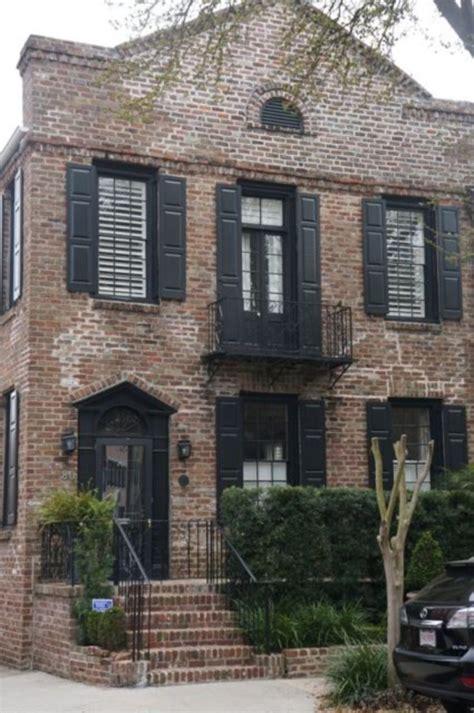 exterior paint colors brown brick brown brick houses