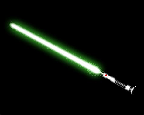 green lightsaber lightsaber guide the colors their users centerpoint