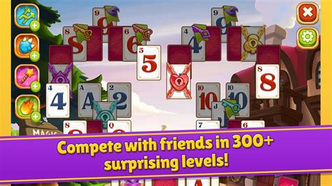 tripeaks solitaire v1 1 mod apk full android download solitaire story tri peaks apk free card android game