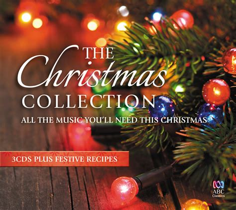 abc music the christmas collection all the music you