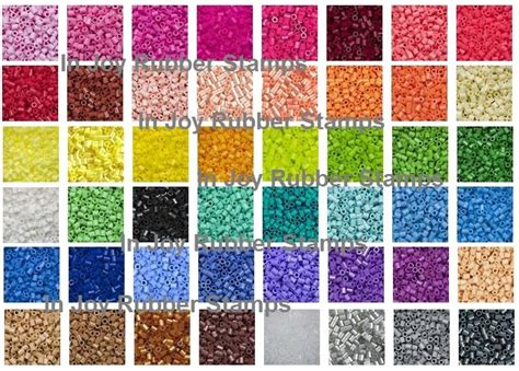 perler colors perler fusion fuse 1000 ct solid colors for