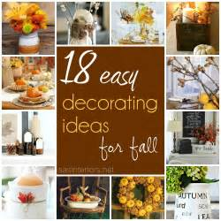 18 easy decorating ideas for fall burger