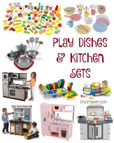 Kitchen Gift Ideas For Mom | play dishes food and toy kitchen gift ideas for kids