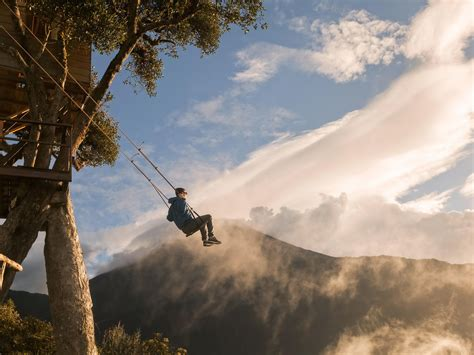 swing at the edge of the world the 50 most beautiful places in south america photos