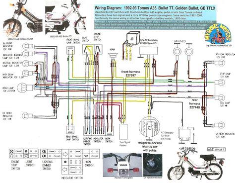 ignition wiring 1982 honda express wiring free