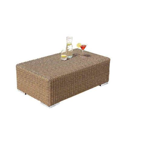 tavoli da giardino rattan tavoli da giardino in rattan sintetico mobilia la tua casa