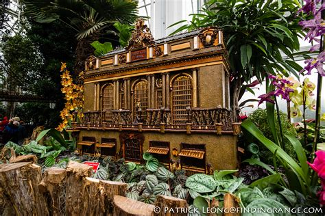 Trains Botanical Gardens Show At The New York Botanical Garden