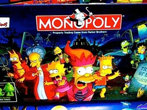 treehouse of horror monopoly s treehouse of horror monopoly